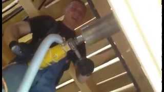 Сверление древесины 2