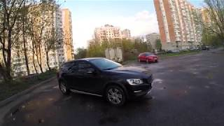 Volvo V60 Cross Country D4 обзор. Замена любителям Volvo XC70? (часть 1)