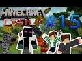 Minecraft Оцеляване | Daily | Еп. 15 | Започваме да строим Кула