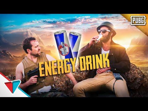 Energy Drinks - PUBG Logic (Player Unknown's Battlegrounds Red Bull Skit) | Viva La Dirt League