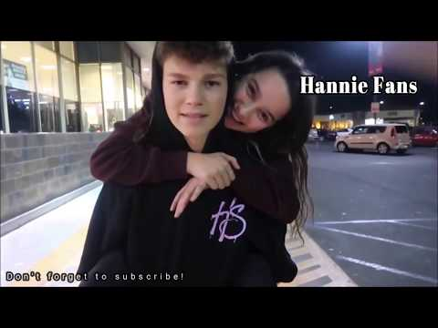 Hannie Best Moments - Annie Leblanc & Hayden Summerall