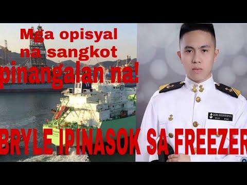 UPDATE BRYLE IPINASOK SA FREEZER MGA SANGKOT PINANGALANAN NA//Jerfyvlog38