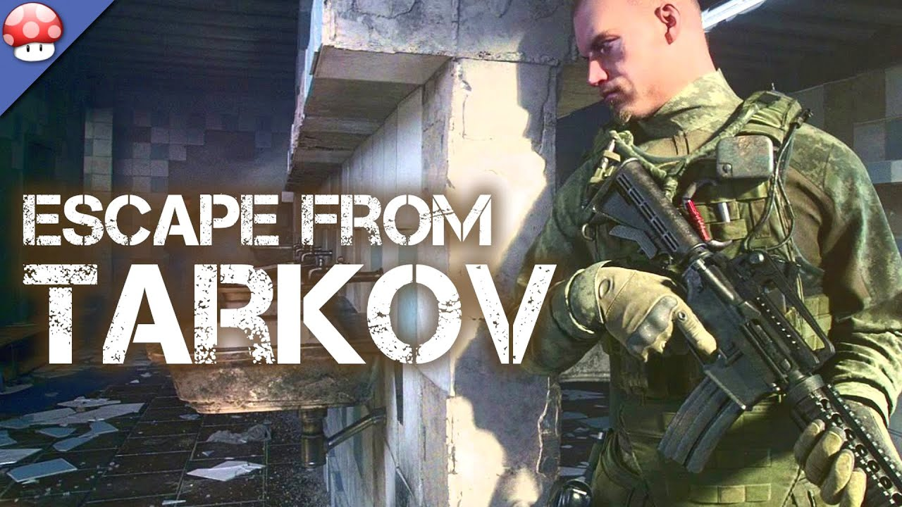 Escape From Tarkov Wallpaper 4k: Escape From Tarkov Gameplay Walkthrough (PC HD