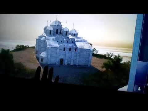 Софийский собор в Новгороде 11 век