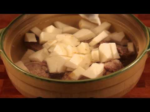 Chinese Healthy Herbal soup-Homemade soup