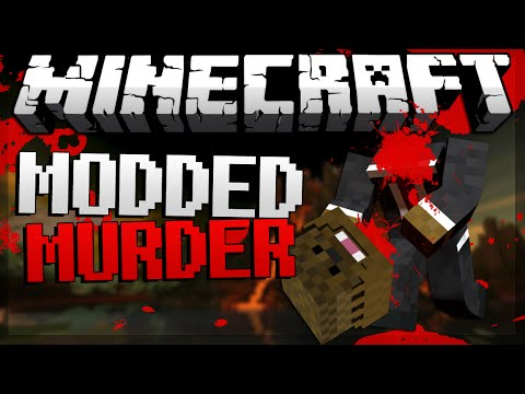 "Minecraft ""TRUST NO ONE"" Murder in Minecraft w/ JeromeASF & Friends"