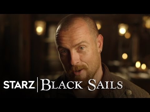 Black Sails | The Cast is Put to the Test | STARZ