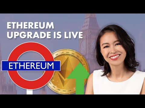 Ethereum's London Upgrade Is LIVE!   Blockchain & Crypto News   The Daily Forkast
