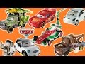 DISNEY CARS 2 MEL DORADO SHOW SERIES CHASE  MILES AXELROD LEE RACE TOY CAR