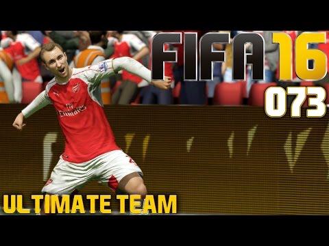 FIFA 16 ULTIMATE TEAM #073: Willkommen im Team, Wayne Rooney! «» Let's Play FIFA