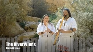 Soothing Native American Flutes at Ein Gedi-Israel