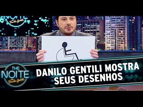 Desenhos do Danilo - 09/04/14