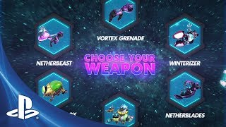 Ratchet and Clank: Into the Nexus - Choose Your Weapon