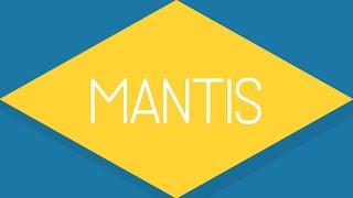Mantis Animated Typeface