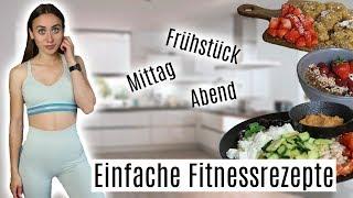 WHAT I EAT IN A DAY   Proteinreich, gesund und lecker für deine Sommerfigur! #2