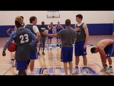 2015-16 Drake Men's Basketball - First Day Of Practice