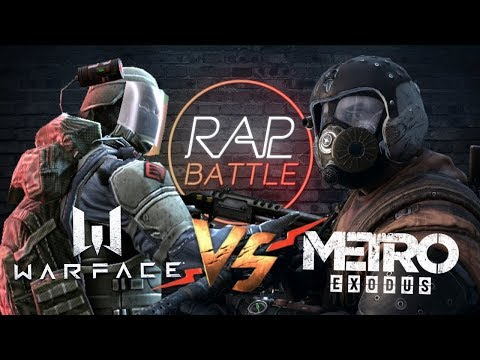 Рэп Баттл - Metro Exodus vs. Warface thumbnail