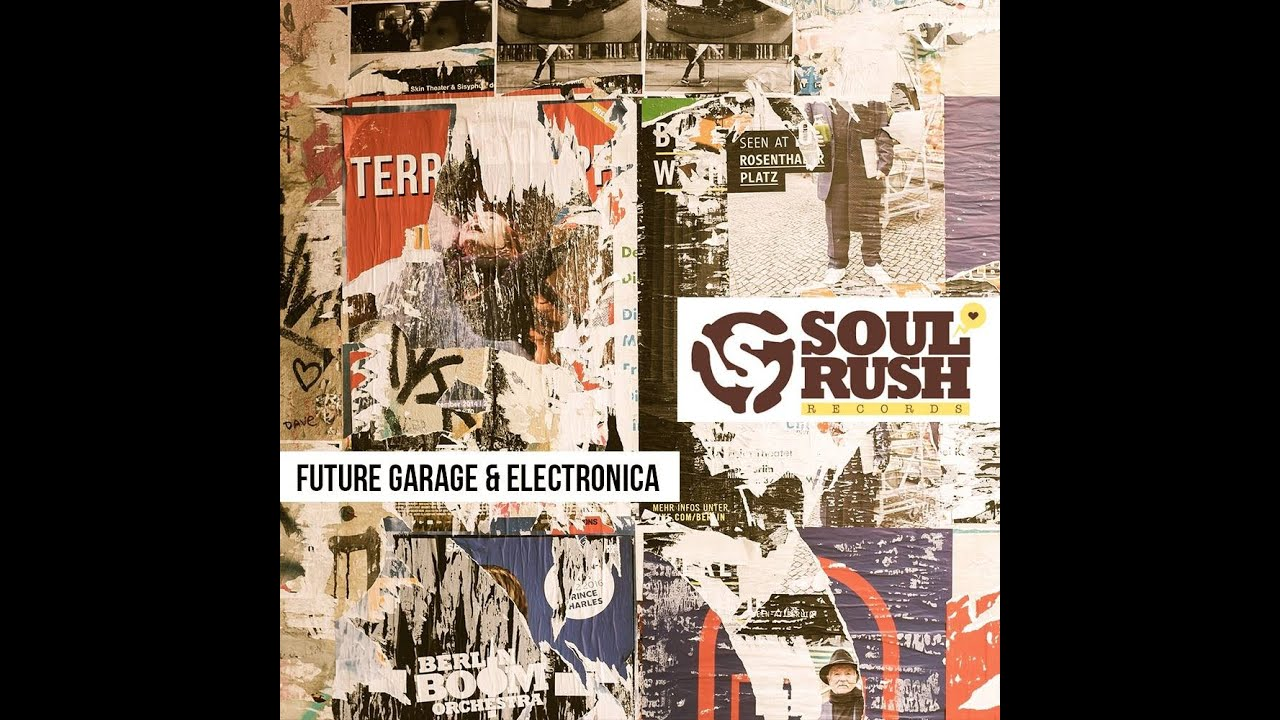 Soul rush records release future garage and electronica for Future garage sample pack