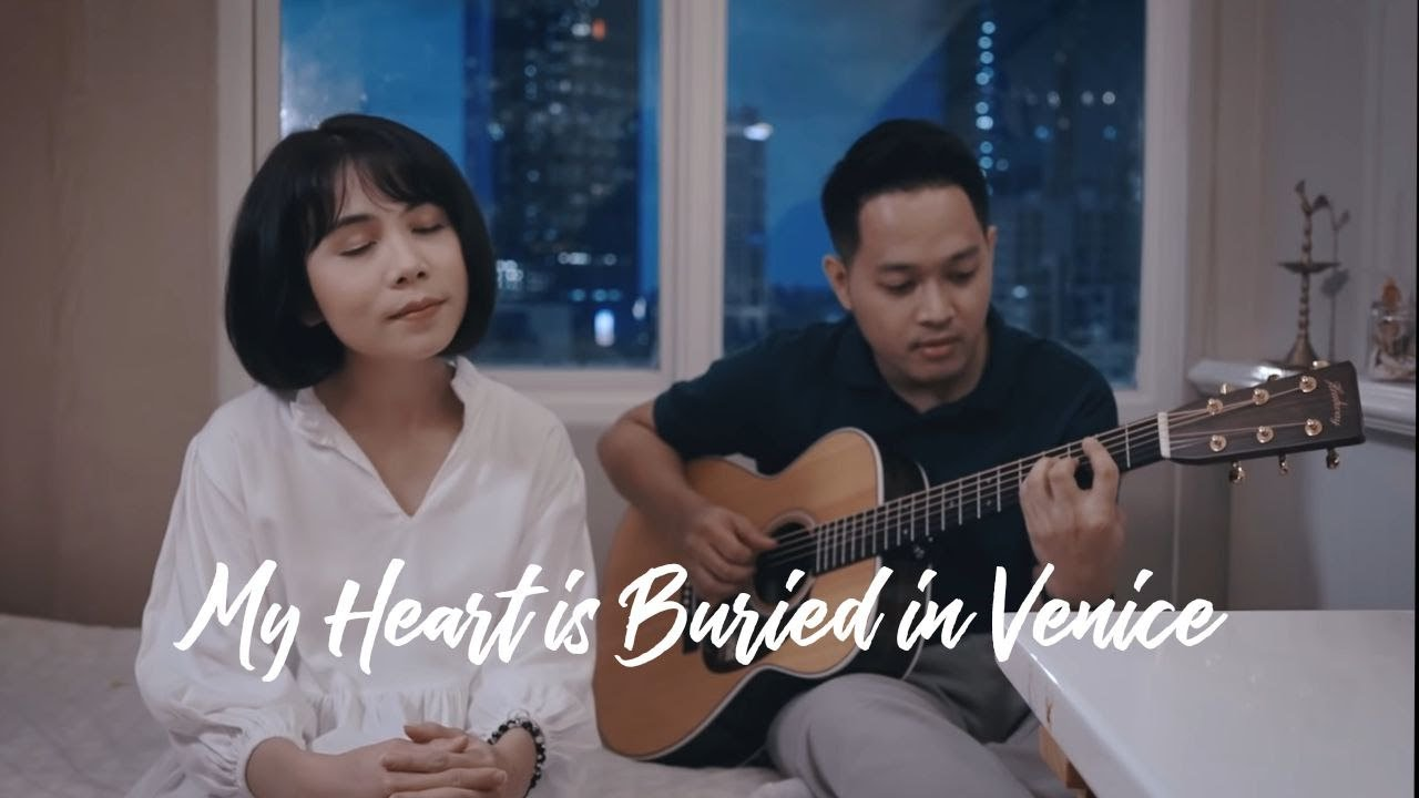 Suara Kayu - MY HEART IS BURIED IN VENICE ( Ricky Montgomery COVER )