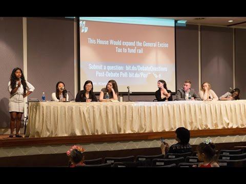 Debate Hawaii: Increase The General Excise Tax To Fund Honolulu Rail Project?