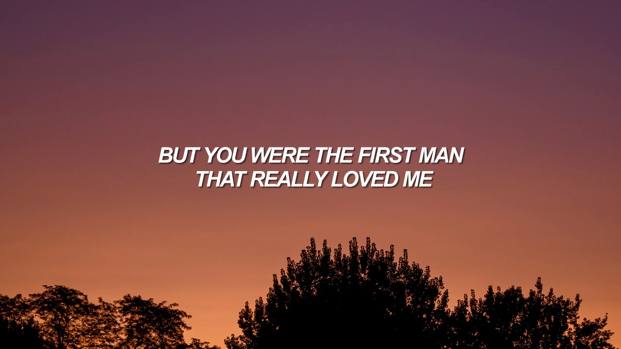 first man camila cabello lyrics