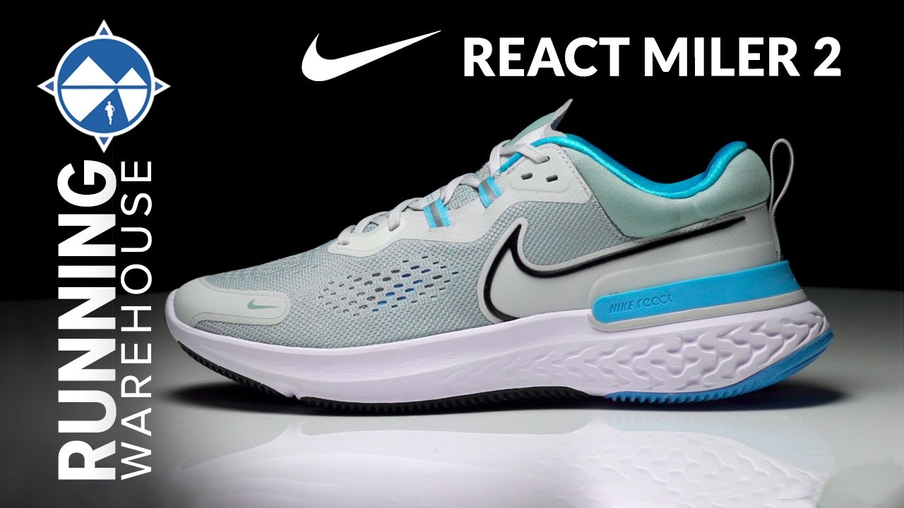 Nike React Miler 2 First Look   Small Tweaks For Even More Comfort