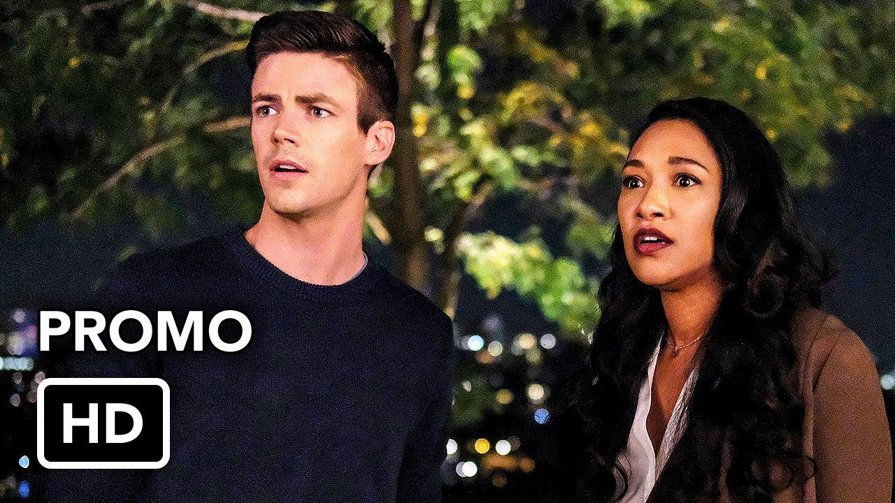 "The Flash 5x05 Promo #2 ""All Doll'd Up"" (HD) Season 5 Episode 5 Promo #2"