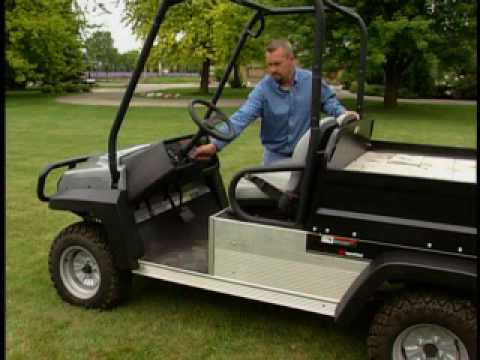 club car 4x4 safety
