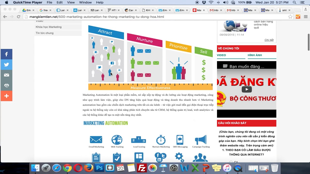 KH5-Marketing trong BĐS| Bài Giảng 41: Cách thức Email Marketing hiệu quả