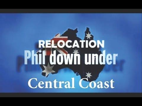 Relocation Phil Down Under S02E04 Central Coast 2010