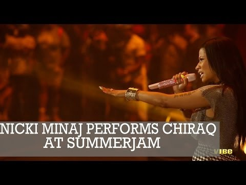 Nicki Minaj Performs Chiraq at Hot 97's Summer Jam