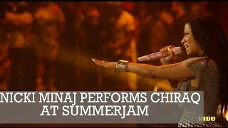 Nicki Minaj Performs Chiraq at Hot 97