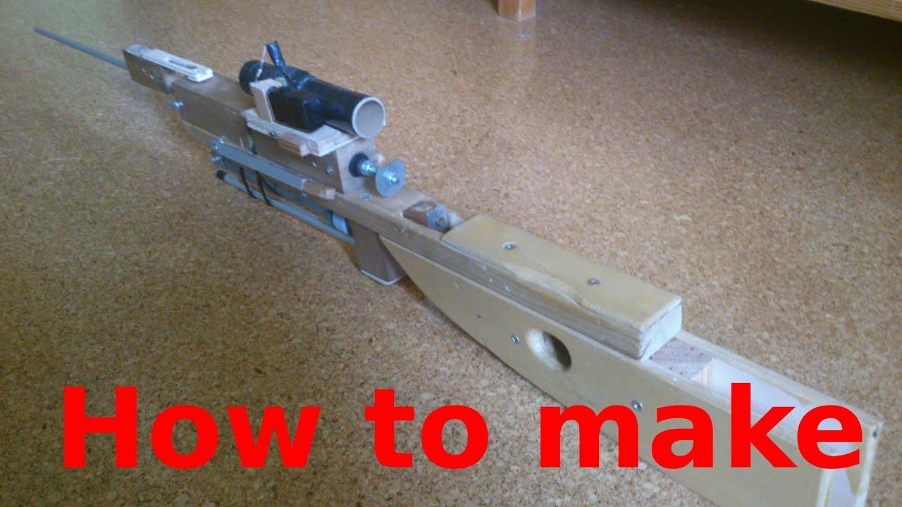How To Make A Homemade Airsoft Rifle 104