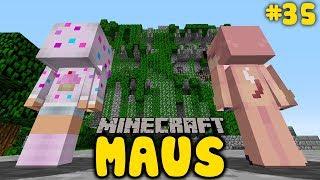 EINBRUCH MIT EINER HEXE ✿ Minecraft MAUS #35