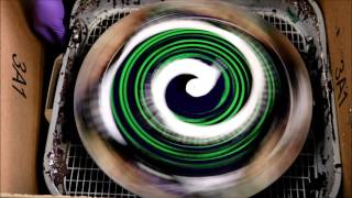 """Joker Spin Painting """"Wicked"""""""
