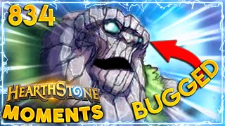 BLIZZARD? We Have A BUG On Aisle 3 | Hearthstone Daily Moments Ep.834
