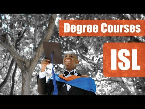 Learn with Blee: Meaning of Degree Courses in ISL