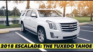 LAZY CAR REVIEWS: 2018 CADILLAC ESCALADE