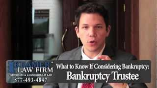 Orlando Bankruptcy Attorney - 5 Things to Know Before Filing Bankruptcy