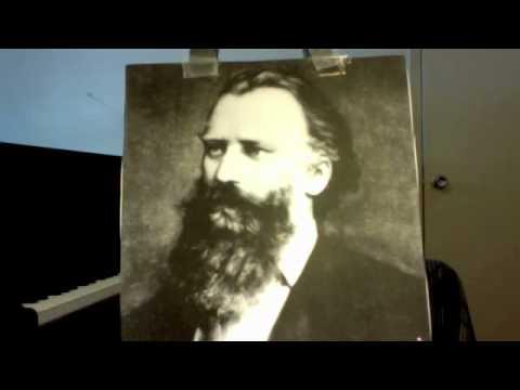 Mr.Music presents Brahms' Symphony No.3