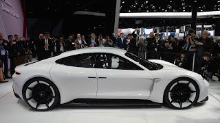HOT NEWS] Porsche Mission E : Will be Priced to Lure Away Tesla shoppers