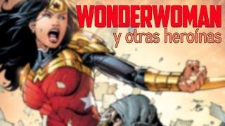 Video de EL LOURE DE LOS COMICS | WonderWoman (y otras heroínas)
