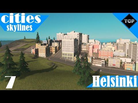 Cities: Skylines | Helsinki - Osa 7 | Kuolleita ihmisiä poliisiasemalla?!?
