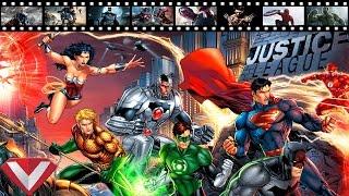 [J - Vreview] Top 13 Phim Hoạt Hình Hay Nhất Của DC - Phần 2