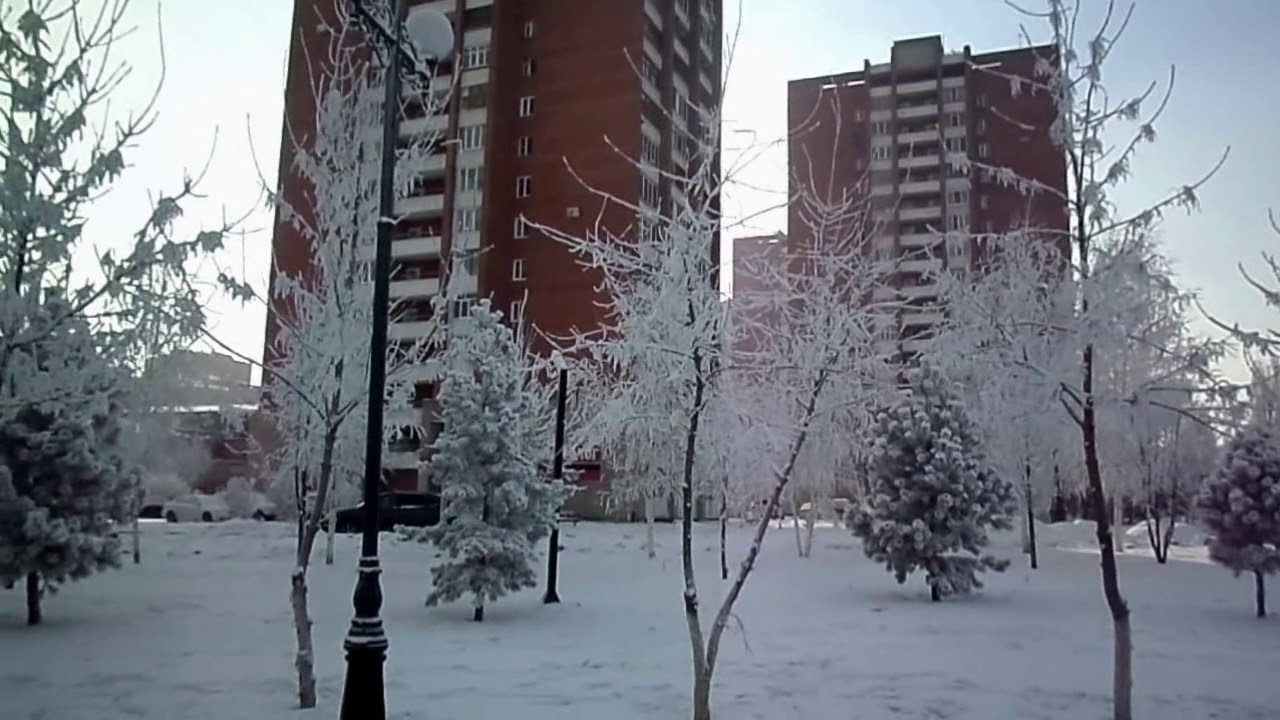 фото зима усть каменогорск секс