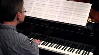 Ich will keine Schokolade (Percolator) - Michael Gundlach Solo Piano