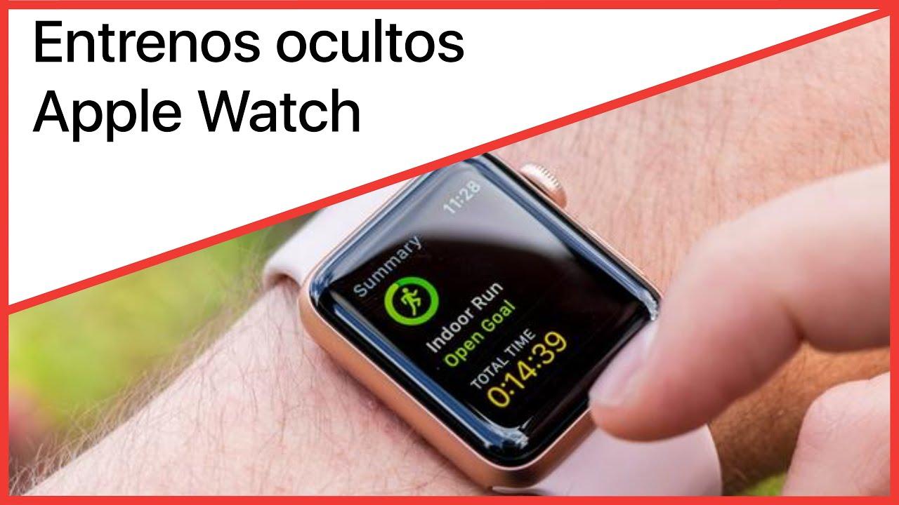Descubre más de 50 entrenos ocultos en el Apple Watch