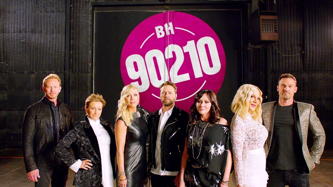 BH90210 (FOX) Trailer HD - 90210 Revival Series with original cast