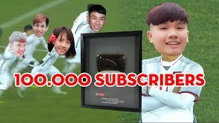 Tuna Lee Channel | 100.000 Subscribers