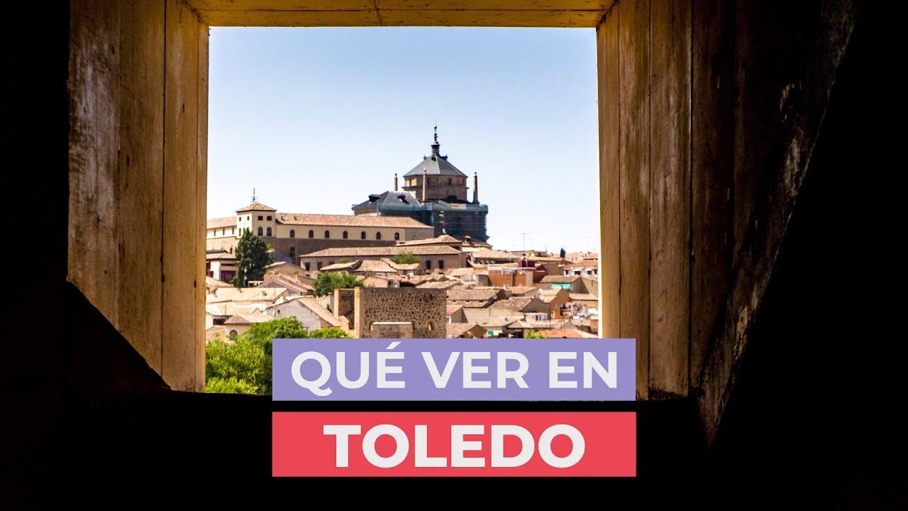 Qué ver en Toledo 🇪🇸  | 10 Lugares imprescindibles